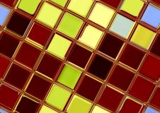 Retro Tegels Stock Afbeeldingen