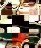 Retro tegels Royalty-vrije Stock Fotografie