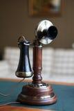 Retro- Telefon Stockfotografie