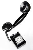 Retro- Telefon Stockbild