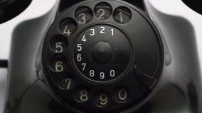 Retro telefon zbiory