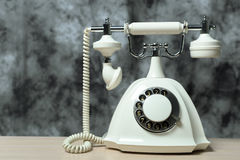 retro telefon royaltyfria foton