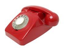 retro telefon Royaltyfria Bilder