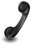 Retro- Telefongriff Lizenzfreies Stockbild