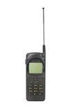 Retro telefono mobile Immagine Stock