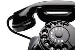 Retro telefoon 1 Royalty-vrije Stock Fotografie