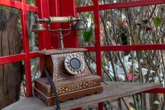 Retro Telefoon Stock Afbeeldingen