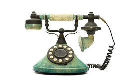 Retro telelphone Stock Photography