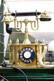 retro telephone Royalty Free Stock Image