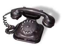 Retro telephone Royalty Free Stock Images