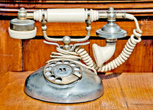Retro telephone Stock Photos