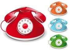 Retro Telephone Royalty Free Stock Photography