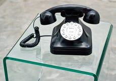 Retro telephone Stock Image