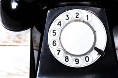 Retro telephone Royalty Free Stock Photo