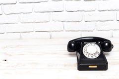 Retro telephone Stock Photos