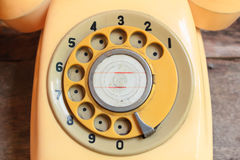 Retro telephone. Stock Photography