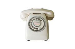 Retro telephone1 Royalty Free Stock Images