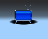 Retro Television stock illustration