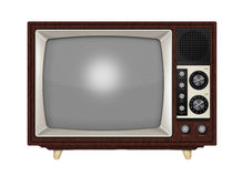 Retro Television Royalty Free Stock Photos