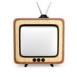 Retro televisor Stock Photo