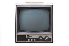 Retro telewizja Obraz Royalty Free