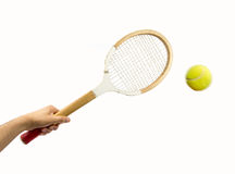 Retro tennis Royalty Free Stock Photos