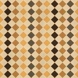 Retro - teste padrão da textura Imagem de Stock