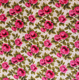 Retro textile pattern Stock Photography