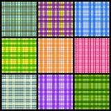 Retro textile pattern Royalty Free Stock Image