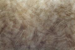Retro textur av borsteslaglängder på väggen - dekorativ beläggning Arkivfoton