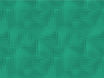 Retro textured sea green background, textured with light and sha. Subtle geometric shapes, non-intrusive Royalty Free Stock Photos