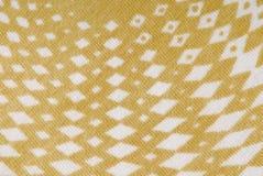 Retro textuur van de stijlstof Royalty-vrije Stock Afbeelding