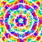Retro Tie-Dye Stock Photography