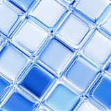 Retro tiles Stock Photography
