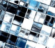 Retro tiles Royalty Free Stock Photo