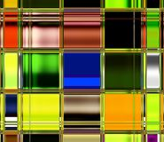 Retro tiles Royalty Free Stock Photos