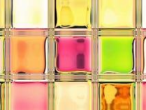 Retro tiles stock photography