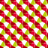 Retro tiles seamless pattern. Stock Photo