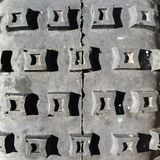 Retro Tire Tread Royalty Free Stock Images