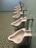 Retro toaletter Arkivfoton