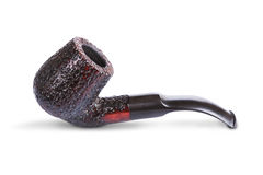 Retro tobacco pipe Royalty Free Stock Photo