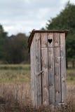 Retro toilet Royalty Free Stock Photography