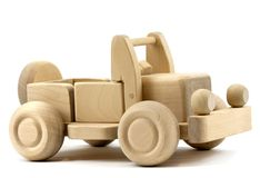 Retro toy car Royalty Free Stock Photo
