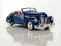 Retro Toy Car Stock Photography