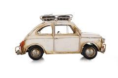 Retro toy car Royalty Free Stock Photos