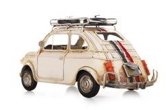 Retro toy car Stock Photos