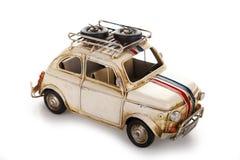 Retro toy car Stock Image