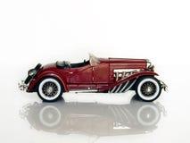 retro toy för bil Fotografering för Bildbyråer