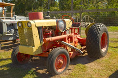 Retro tractor Royalty Free Stock Image