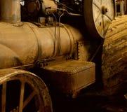 Retro train Stock Photo